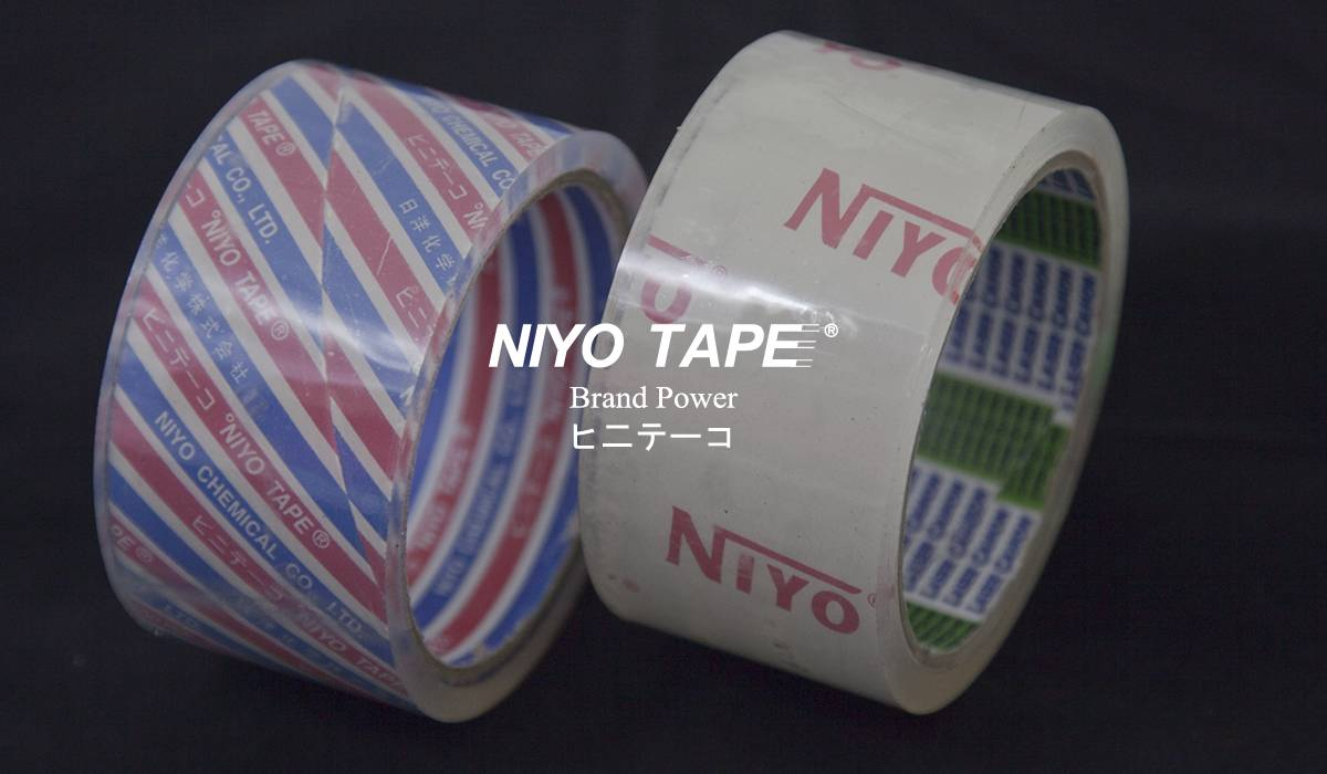 NIYO OPP CRYSTAL CLEAR TAPE