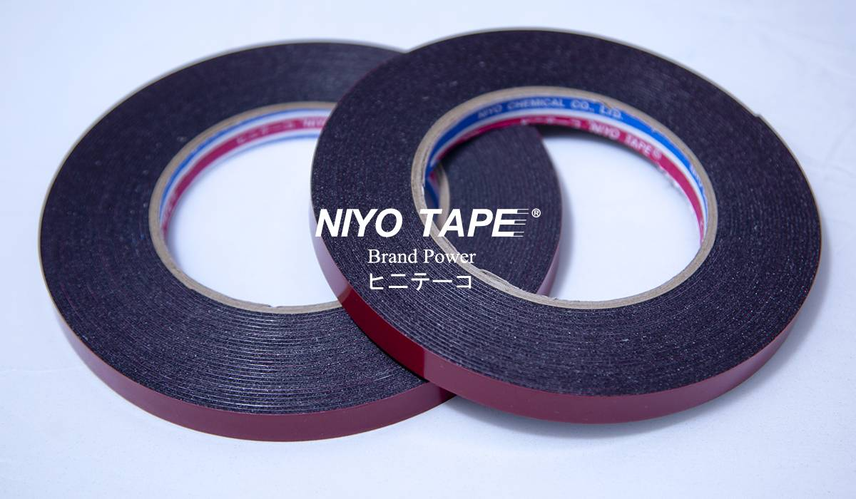 NIYO 5020RB PE FOAM TAPE