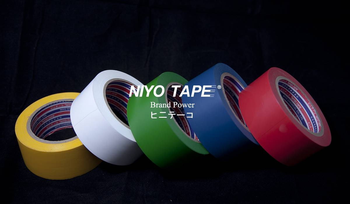 NIYO FLOOR MARKING TAPE