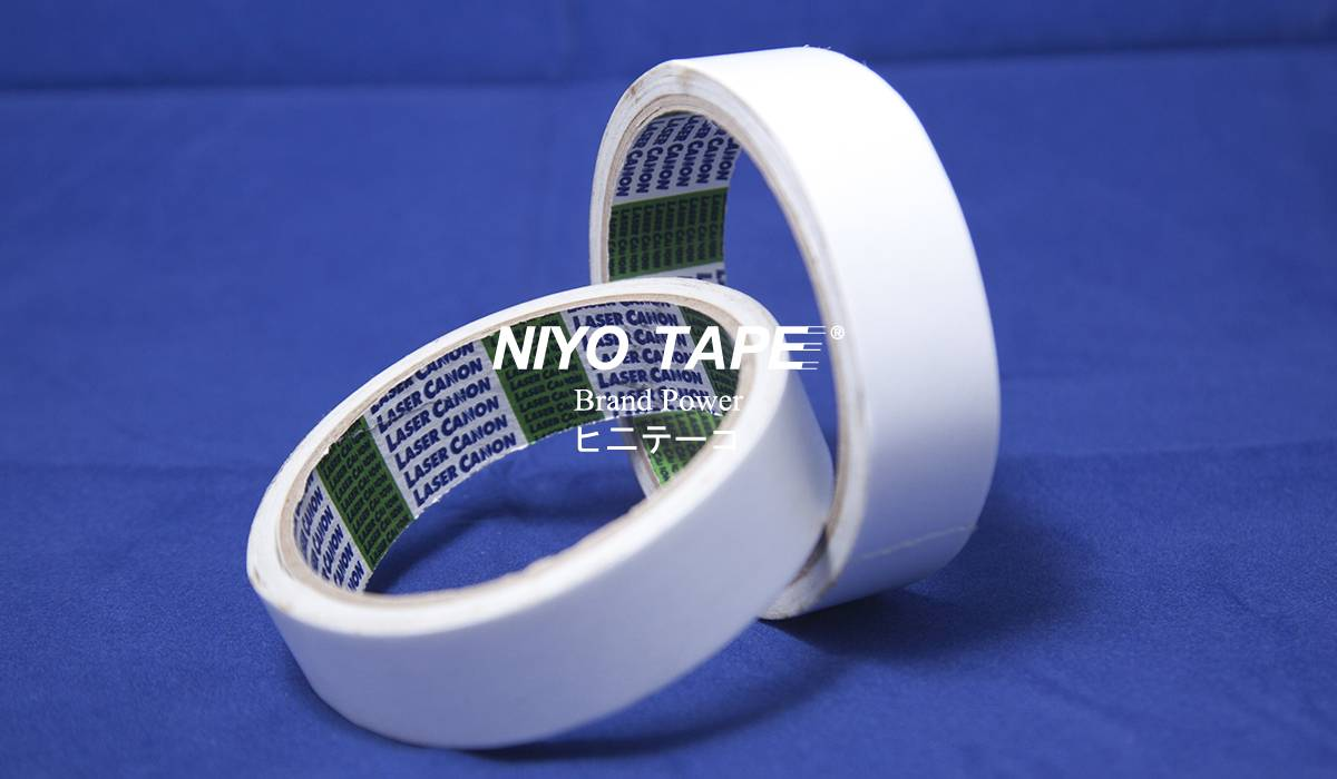 NIYO 6010 DOUBLE SIDED TISSUE TAPE