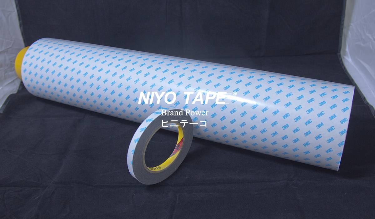3M 4229PP ACRYLIC GREY ( LOG ROLL )