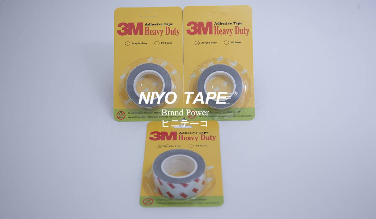 3M DIY DOUBLE SIDED ACRYLIC TAPE