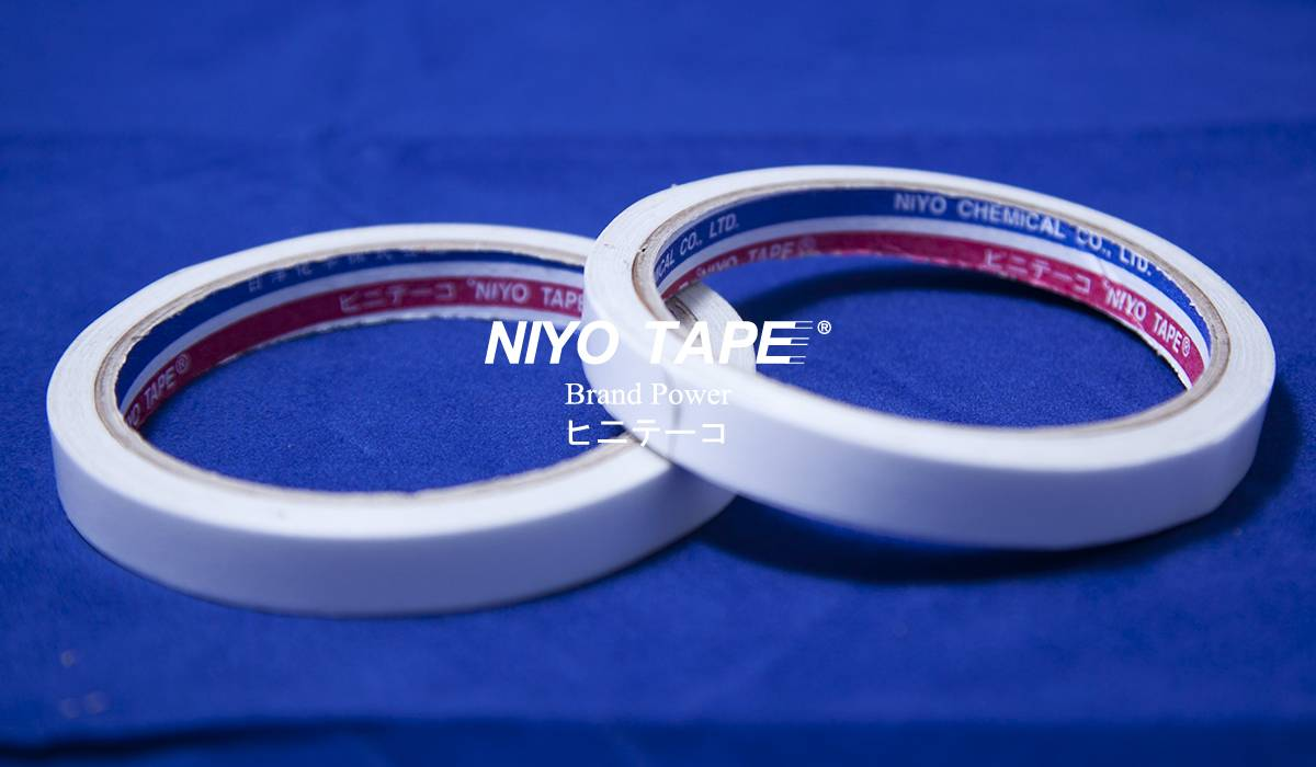 NIYO 6006 DOUBLE SIDED TISSUE TAPE