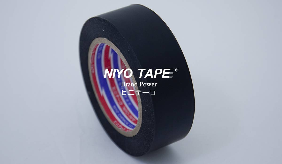 NIYO PROTECTION BLACK TAPE