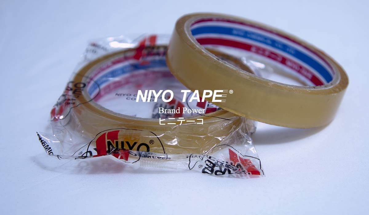 NIYO CELLOPHANE TAPE